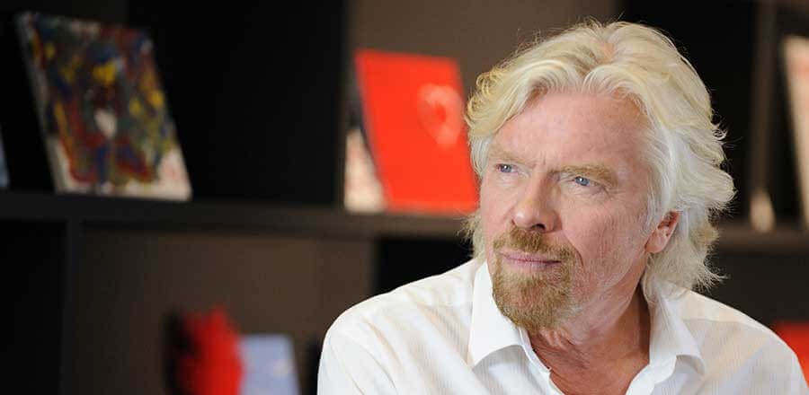 Success, Failure and my Dream about Richard Branson